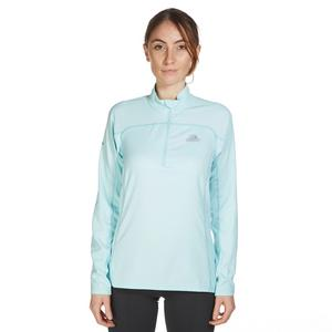 MOUNTAIN EQUIPMENT Women's Modus Zip Tee