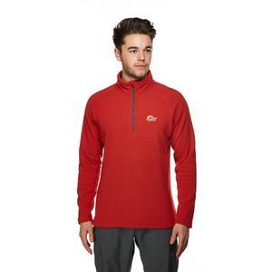 LOWE ALPINE Men's Micro Grid Half-Zip Pull-On Fleece