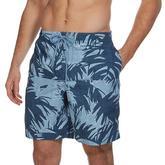 Men's Lakeside Leisure Printed Drawstring Shorts