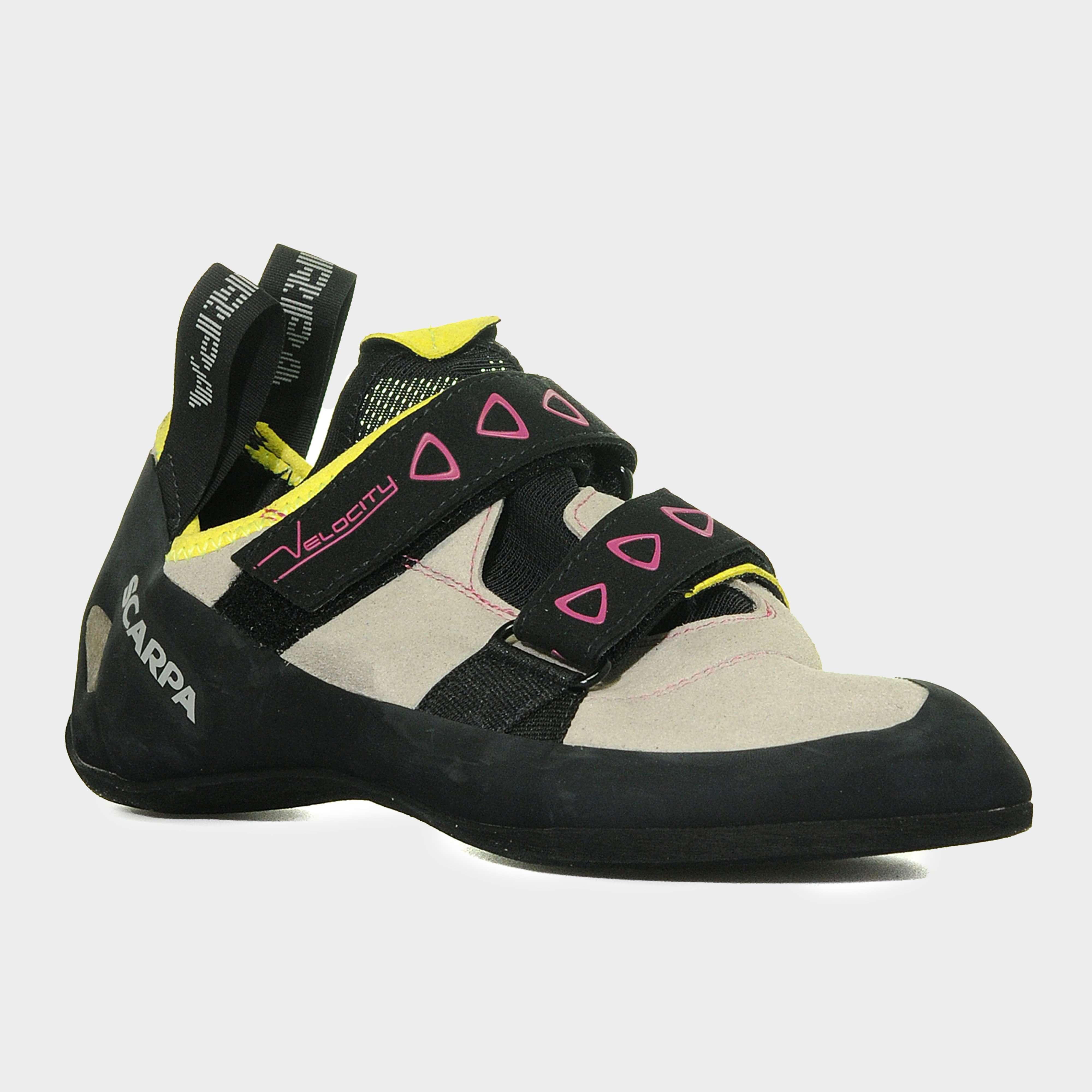 SCARPA Women's Velocity V Climbing Shoe Grey