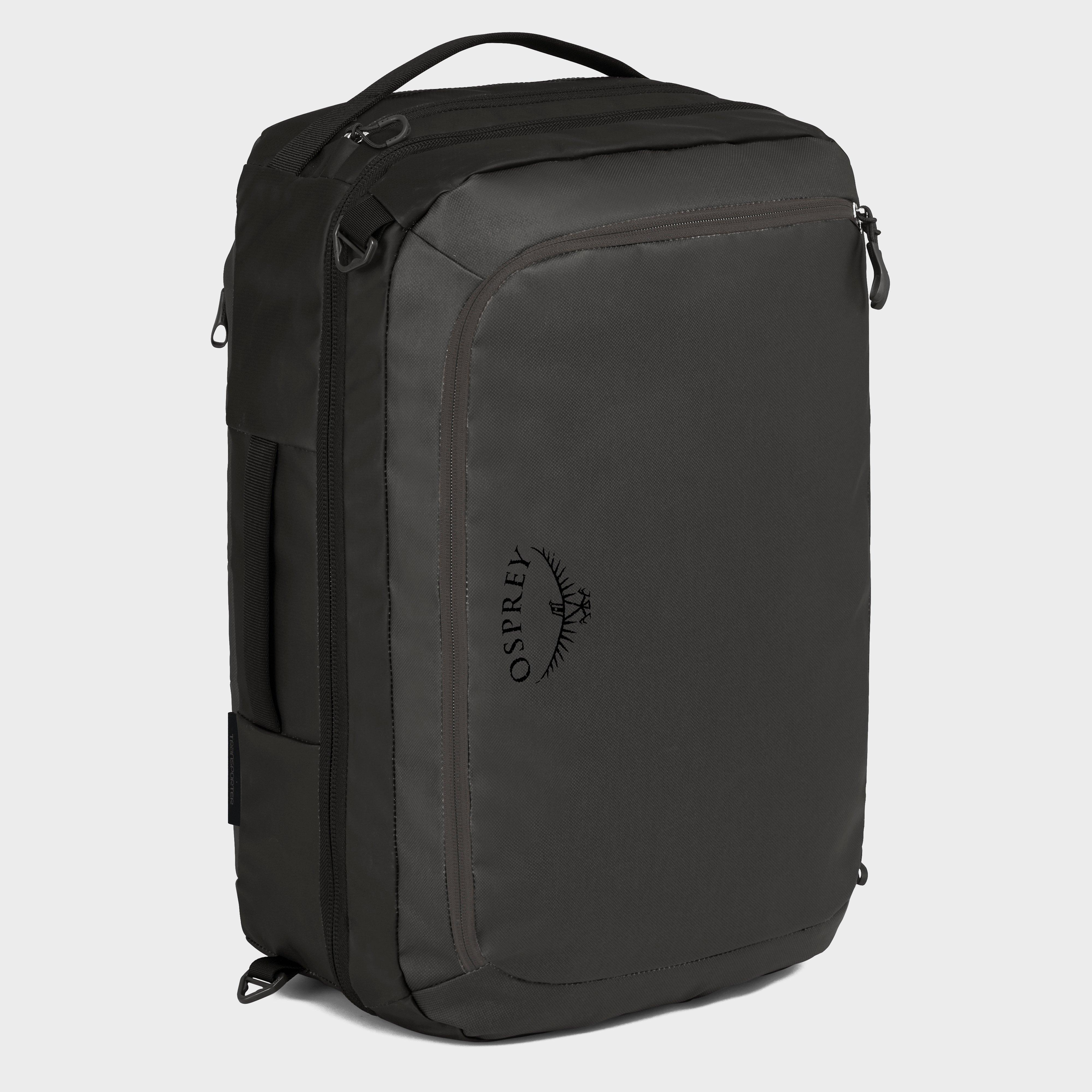 Osprey Transporter Global Carry-on 36l Holdall - Black/blk  Black/blk