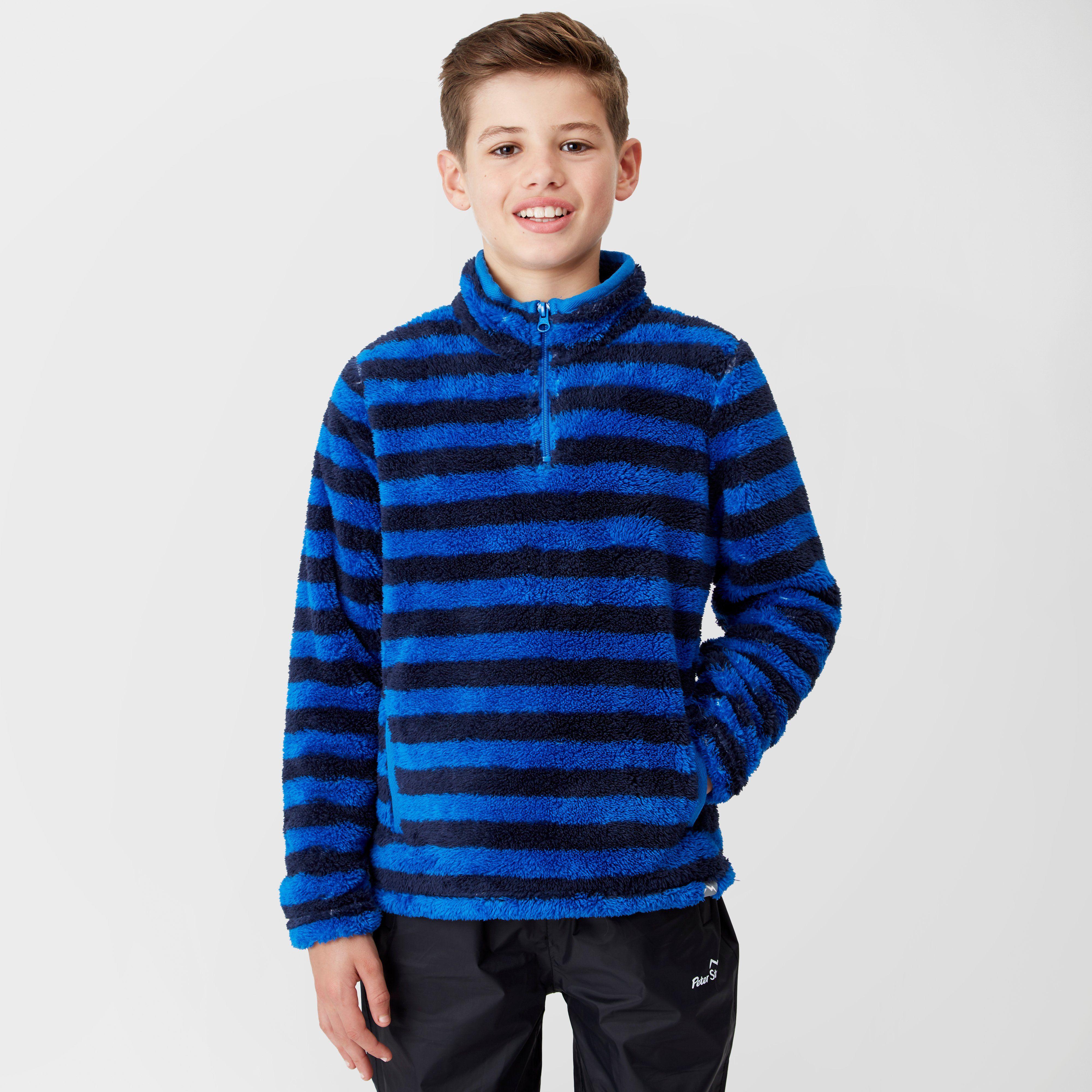 PETER STORM Kids' Teddy Half Zip Fleece
