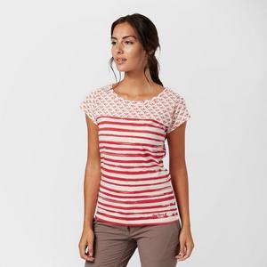 PETER STORM Women's Panel Striped T-Shirt