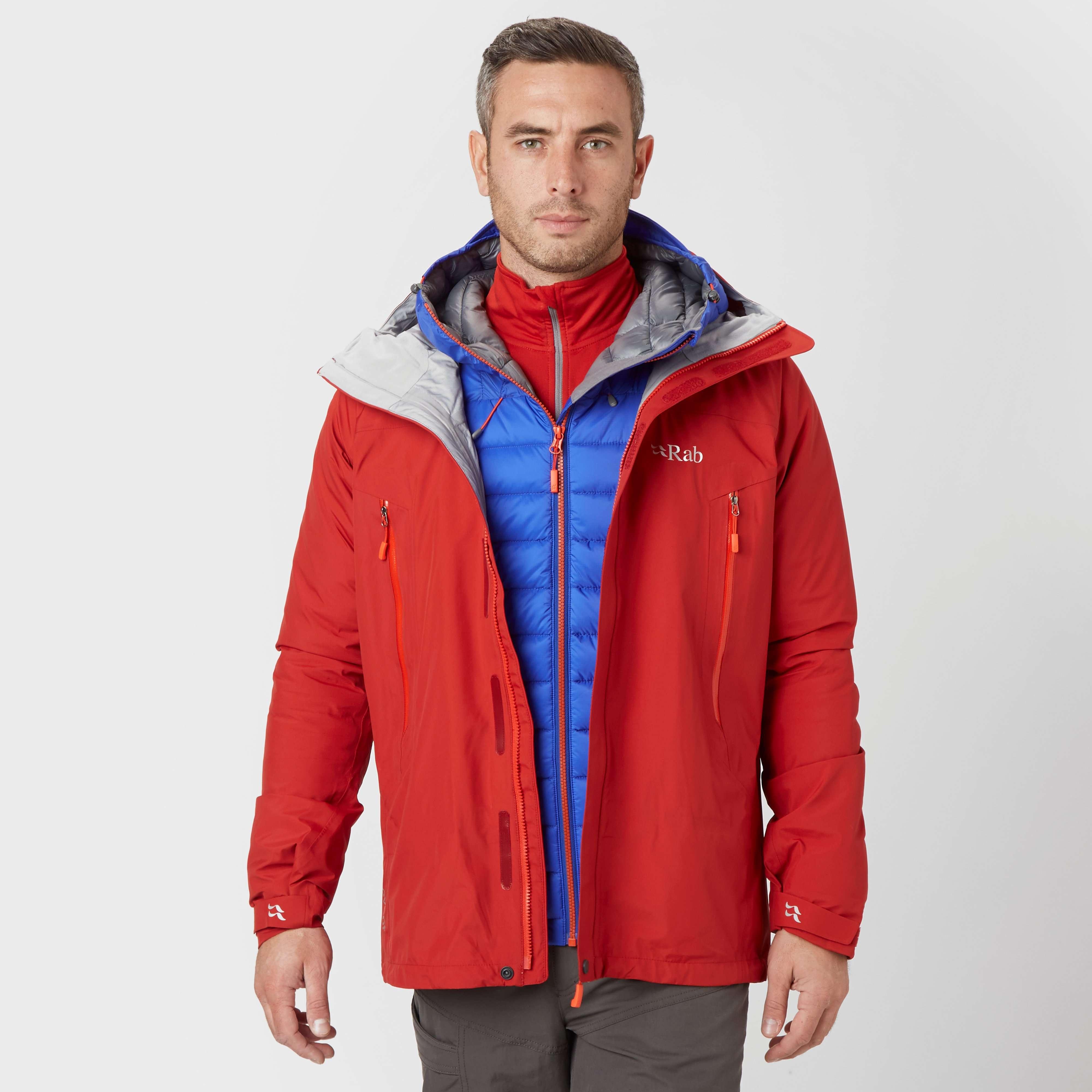 RAB Men's Bergen Waterproof Jacket