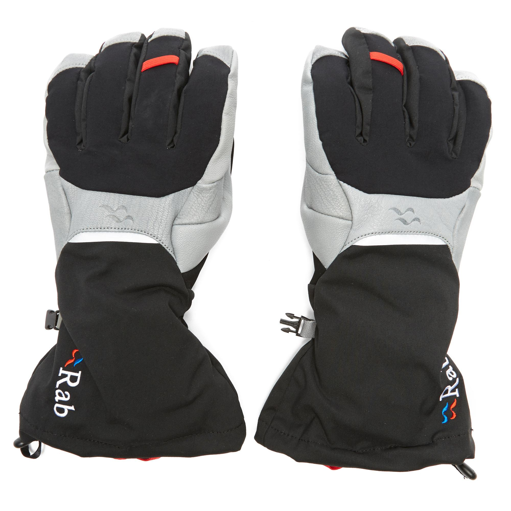 Rab Alliance 3 in 1 Glove - Black, Black