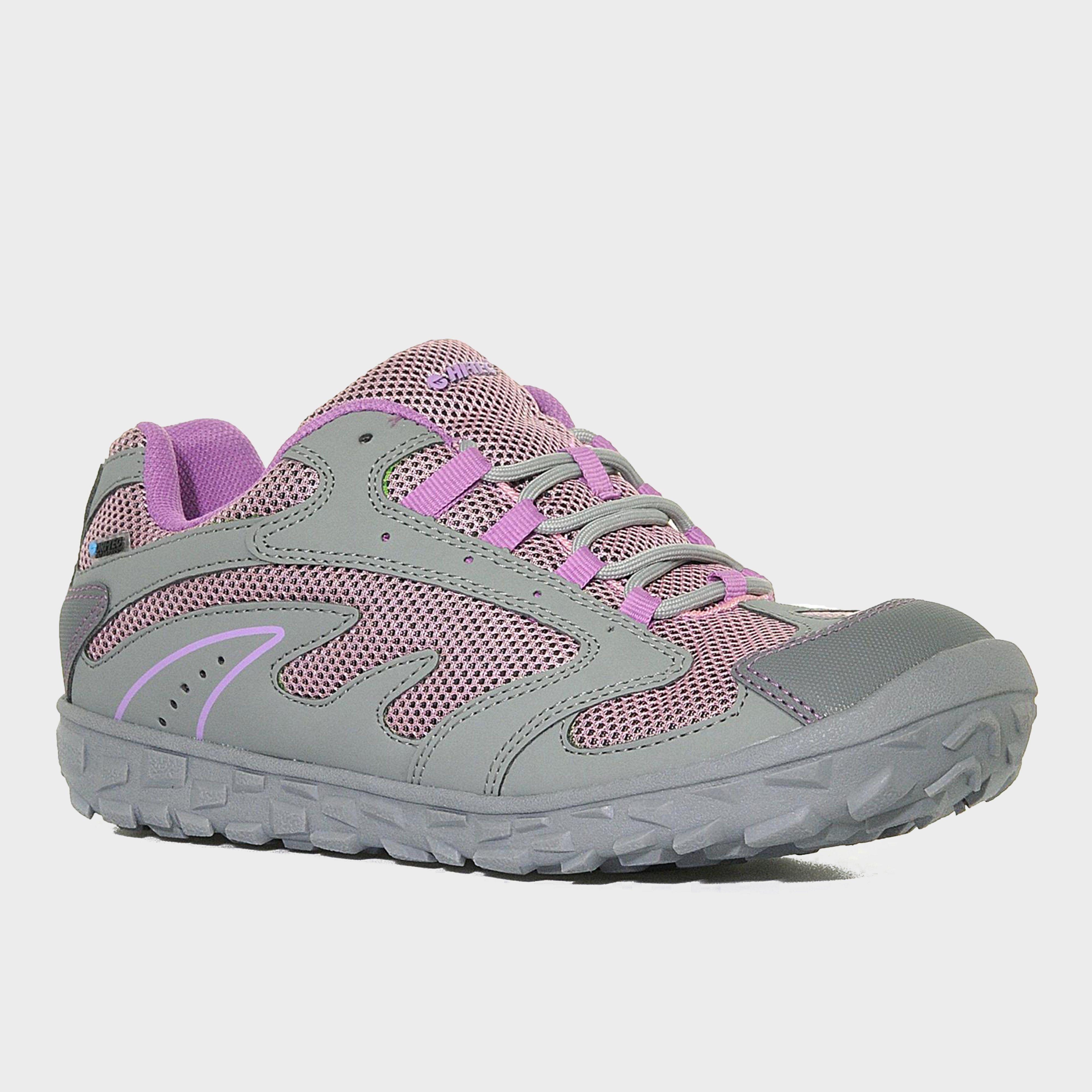 HI TEC Girls' Meridian Low-Cut Waterproof Multi-Sport Shoe