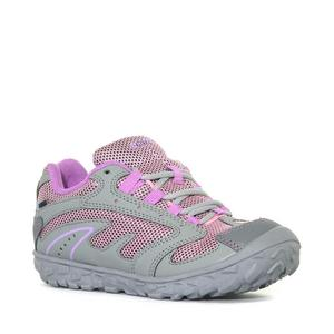 HI TEC Girls' Meridian Low-Cut Waterproof Multi-Sport Shoe