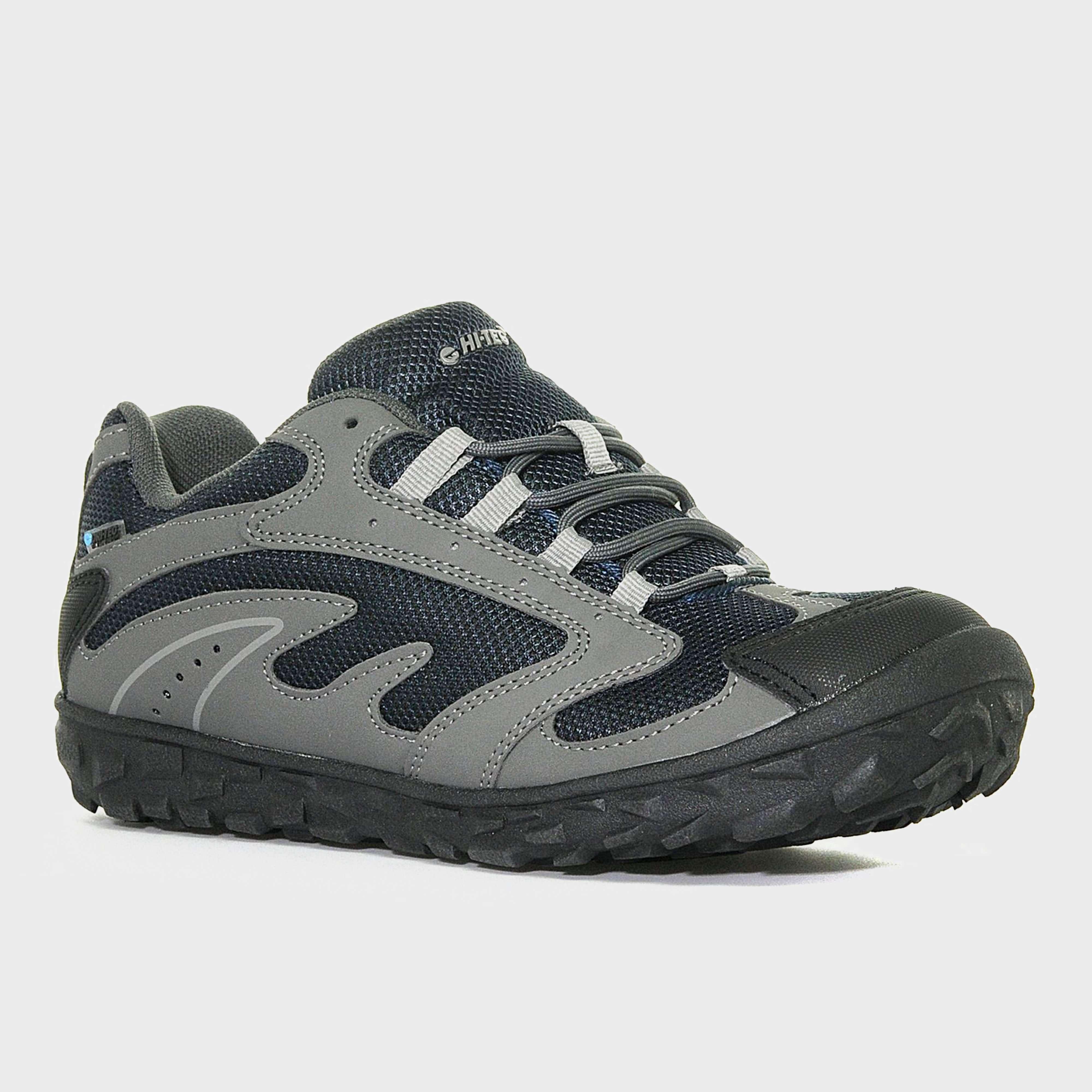 HI TEC Boys' Meridian Low-Cut Waterproof Multi-Sport Shoe
