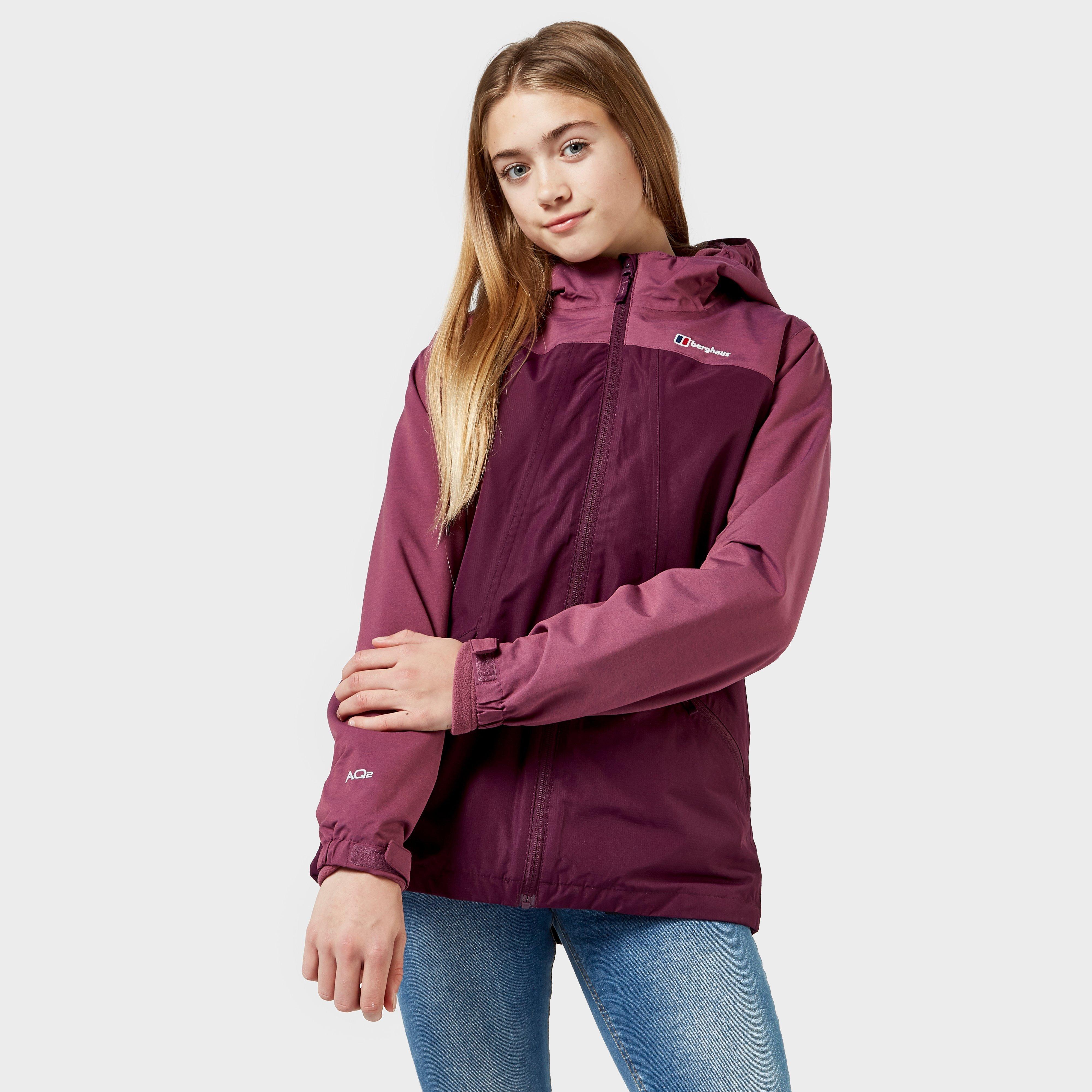 Berghaus Kids Grasholm 3in1 Jacket - Pink/purple  Pink/purple