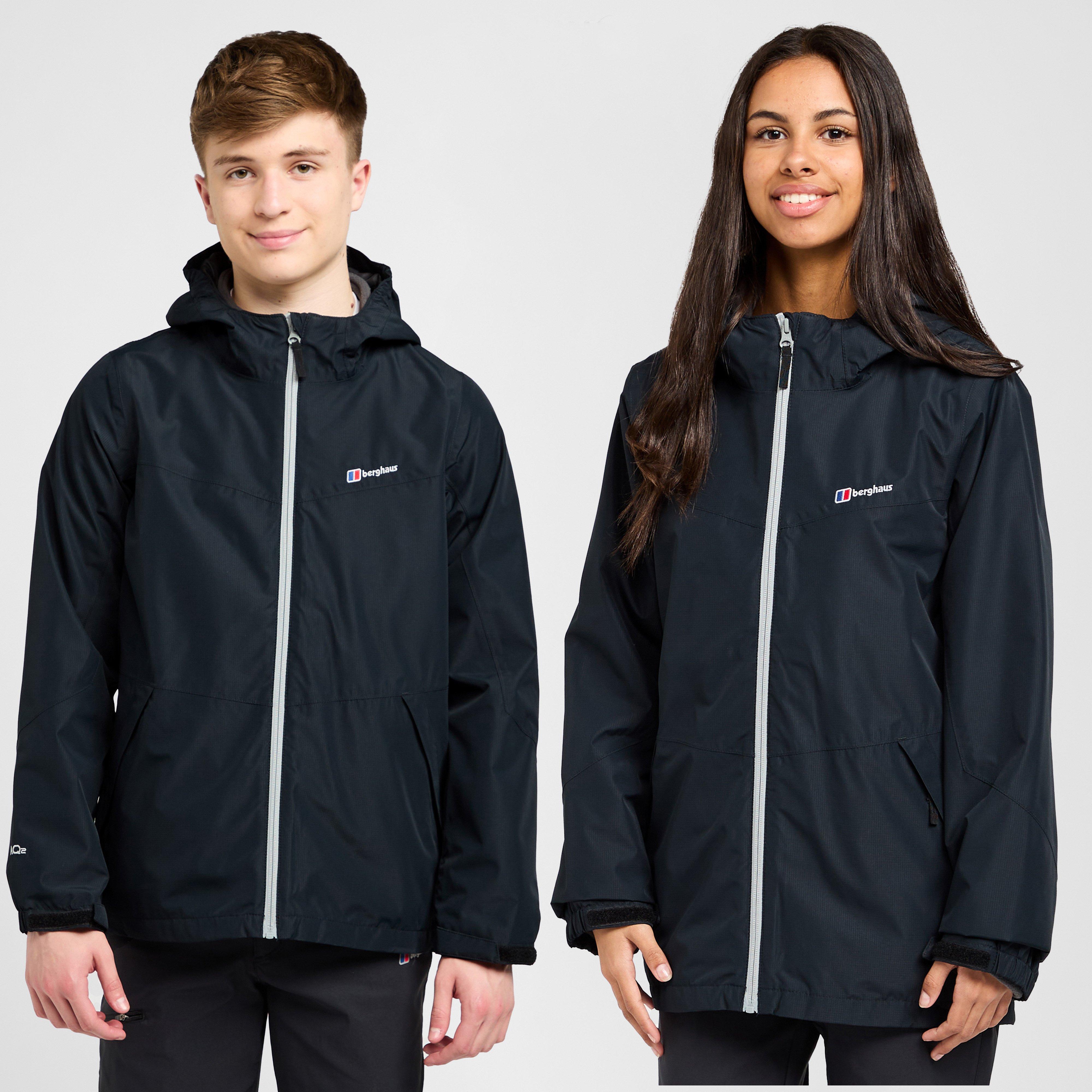 Berghaus Kids Stokesley 3in1 Jacket - Black/1blk  Black/1blk