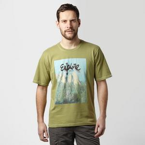ONE EARTH Men's Eagle T-shirt