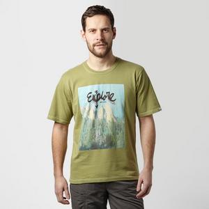 ONE EARTH Men's Eagle T-shirt