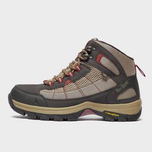 PETER STORM Women's Filey Mid Waterproof Walking Shoe