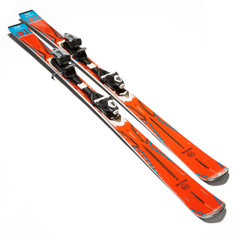 ROSSIGNOL Pursuit 16AR Skis with Axium 110 Bindings