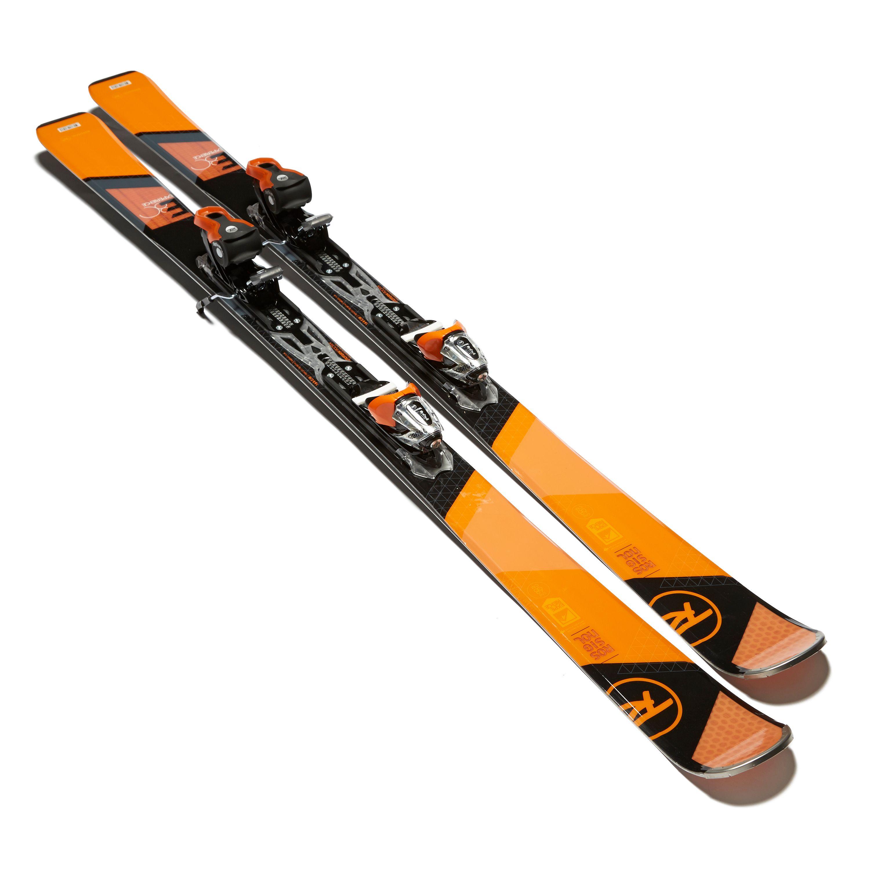 ROSSIGNOL Experience 80 Skis with Xelium 110 Bindings