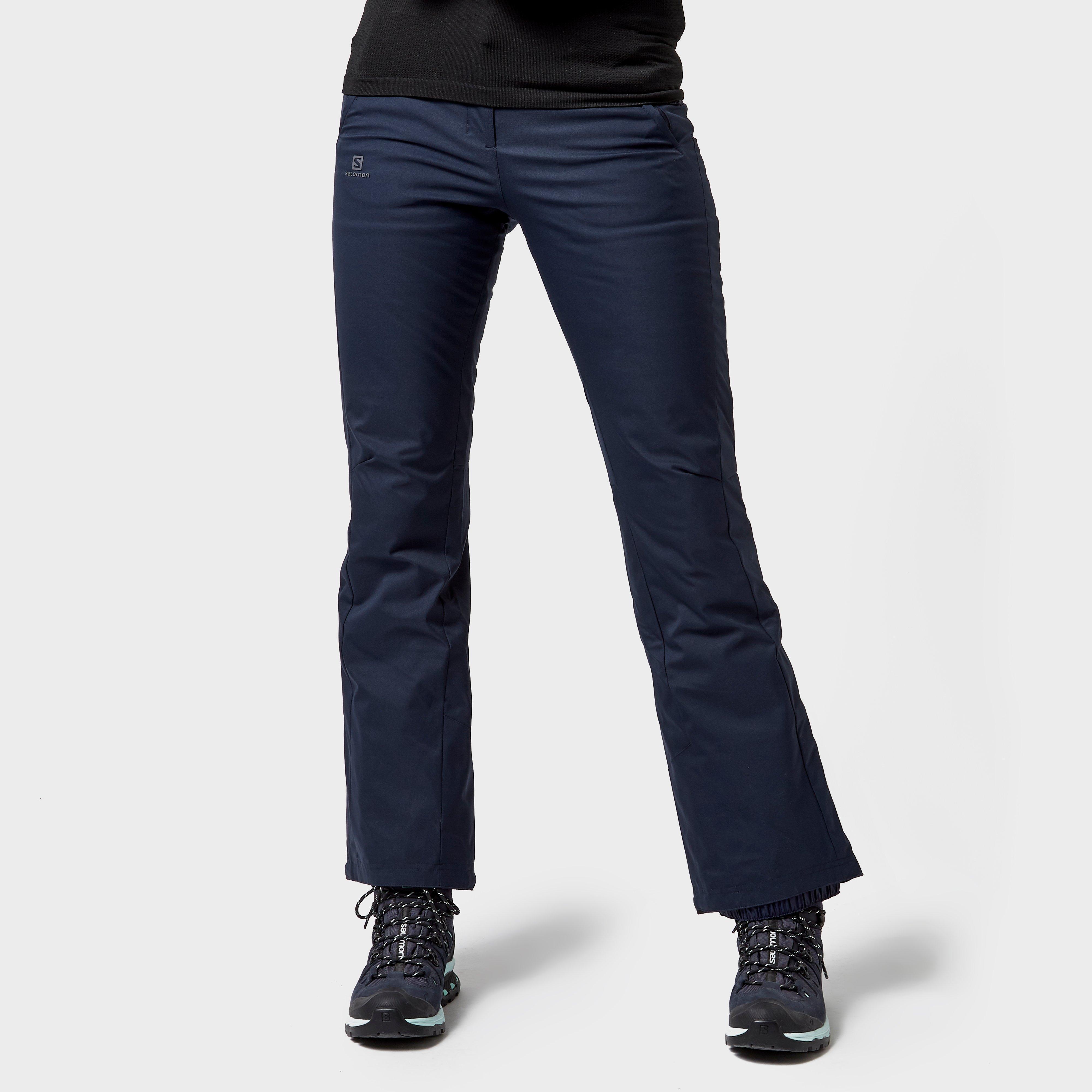Peter Storm Mens Long Sleeve Zip Tech T-shirt  Grey