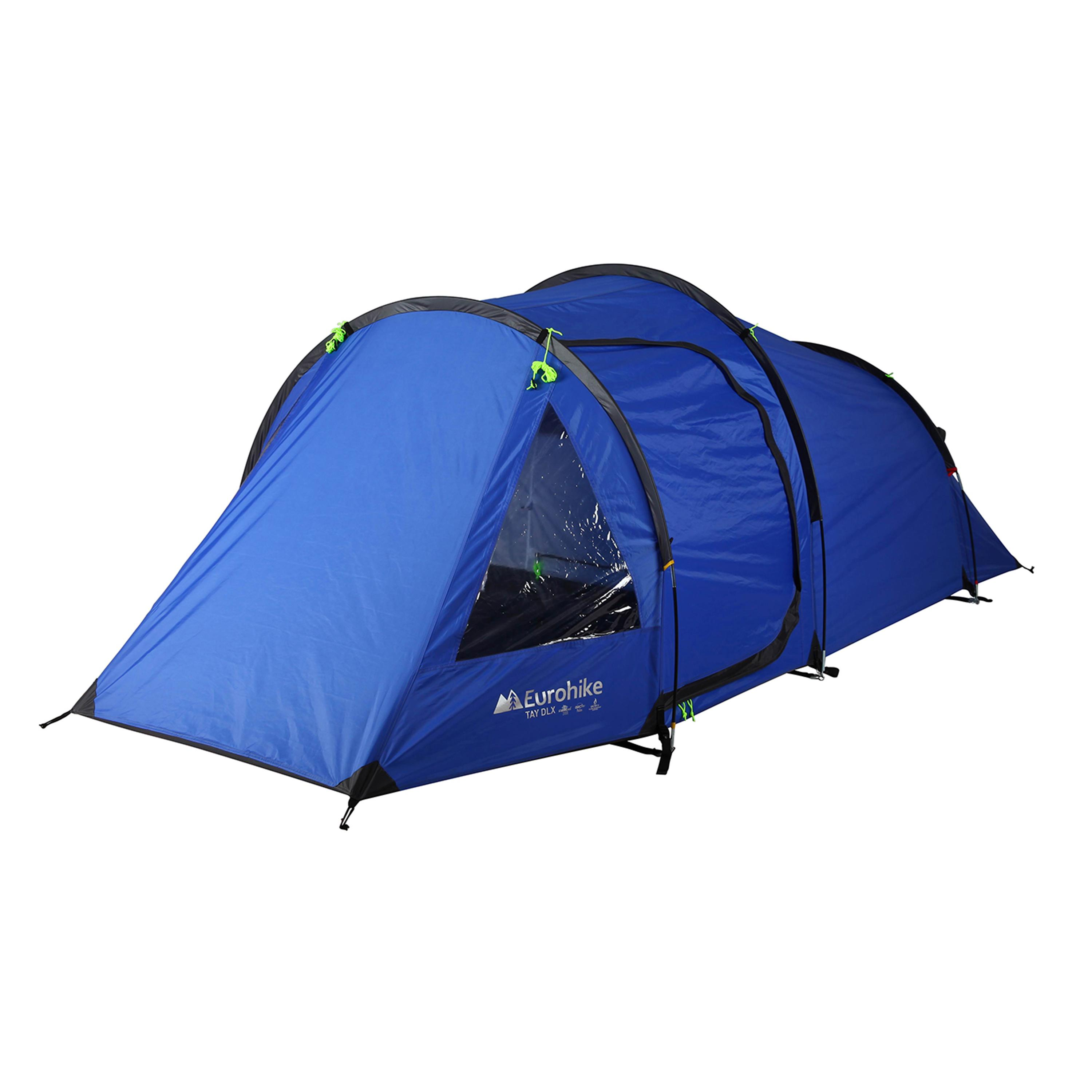 Eurohike Tay Deluxe 2 Person Tent Blue