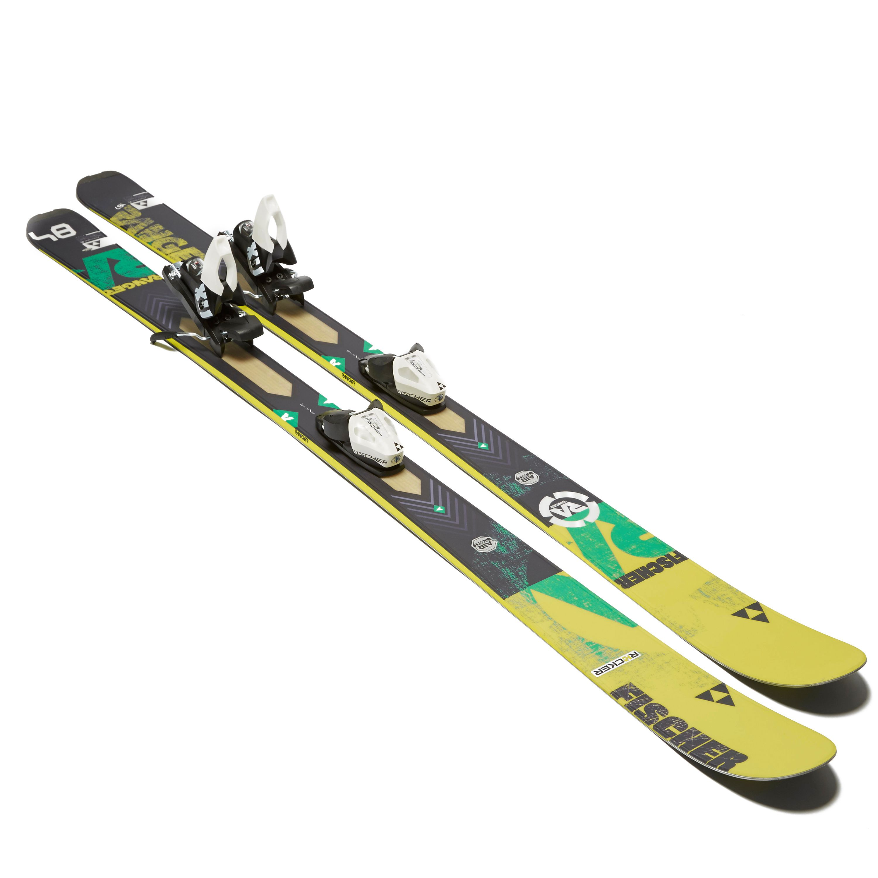 FISCHER SPORTS Ranger 84 Skis with X11 Bindings