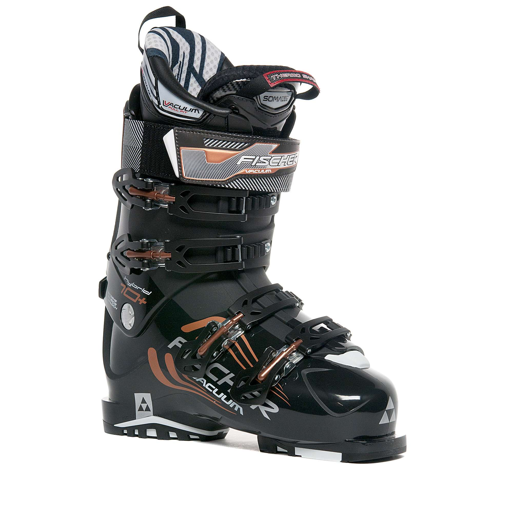 FISCHER SPORTS Women's Hybrid 10+ Vacuum Ski Boot