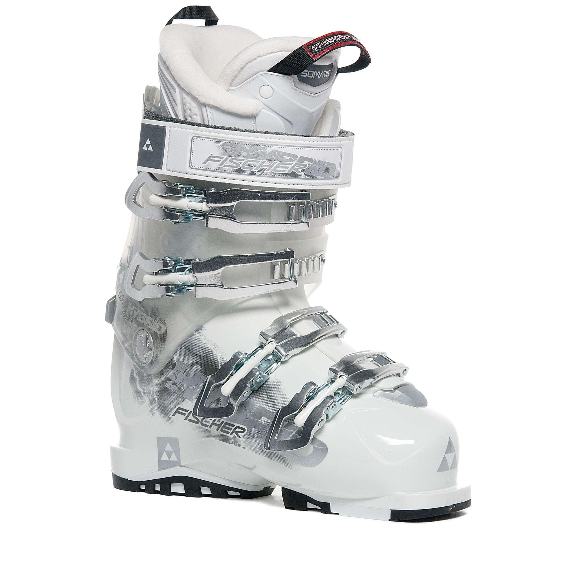 FISCHER SPORTS Women's Hybrid 9+ Vacuum Ski Boot
