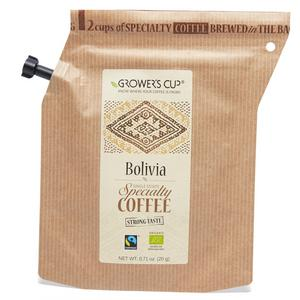 GROWERS CUP Bolivian Coffee (2 Cups)