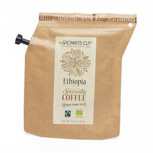 GROWERS CUP Ethiopian Coffee (2 Cups)