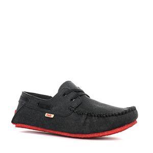 MOCKS Men's Canvas Boater Shoe