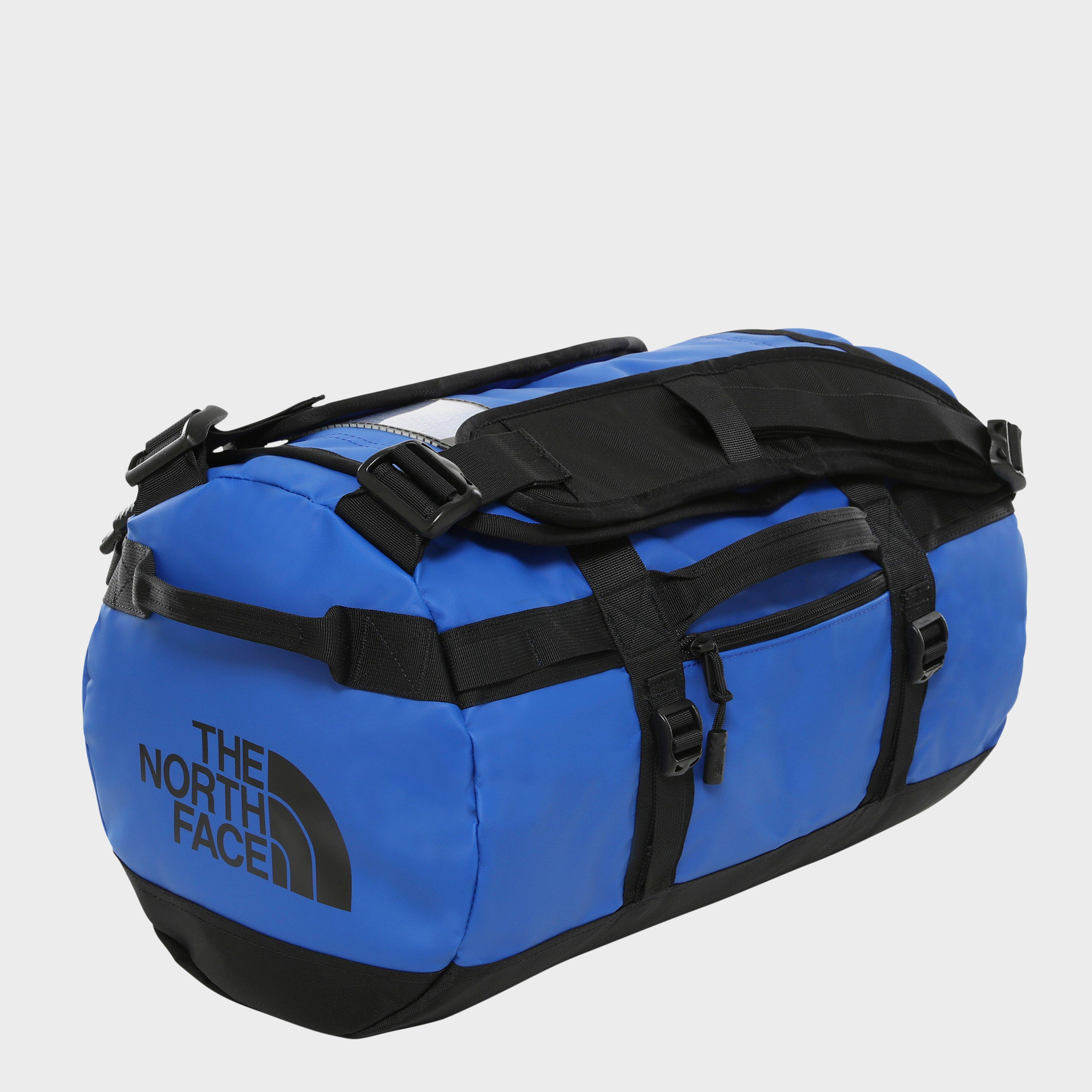 The North Face Base Camp Duffel Bag (Extra Small), Blue
