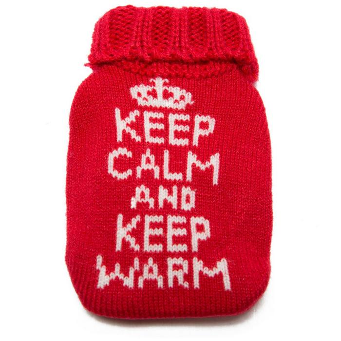 Image of Reusable Knitted Cover Heat Pack