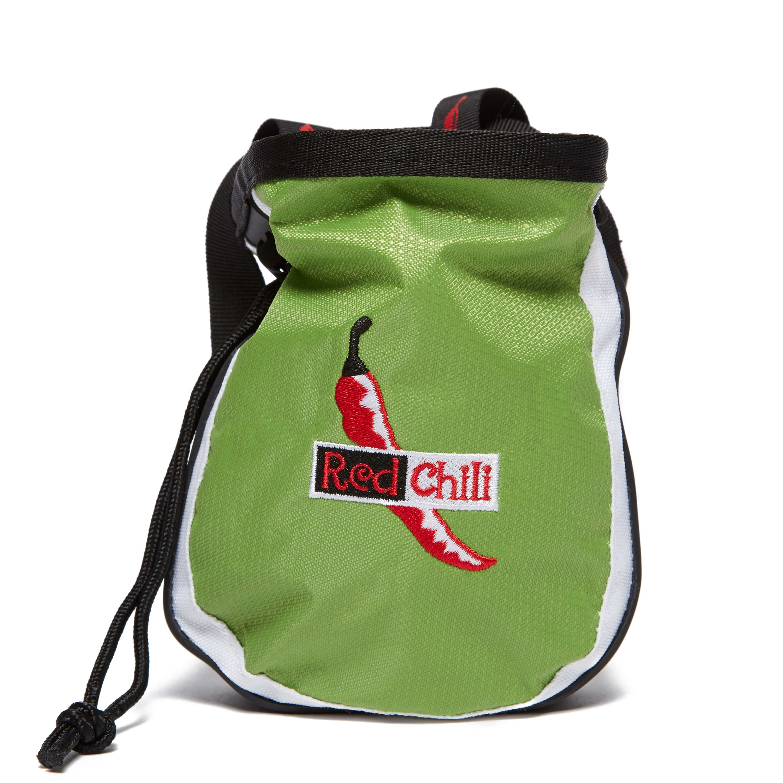 RED CHILI Logo Chalk Bag