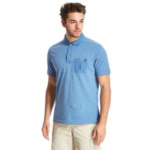 BRASHER Men's Robinson Stripe Polo Shirt