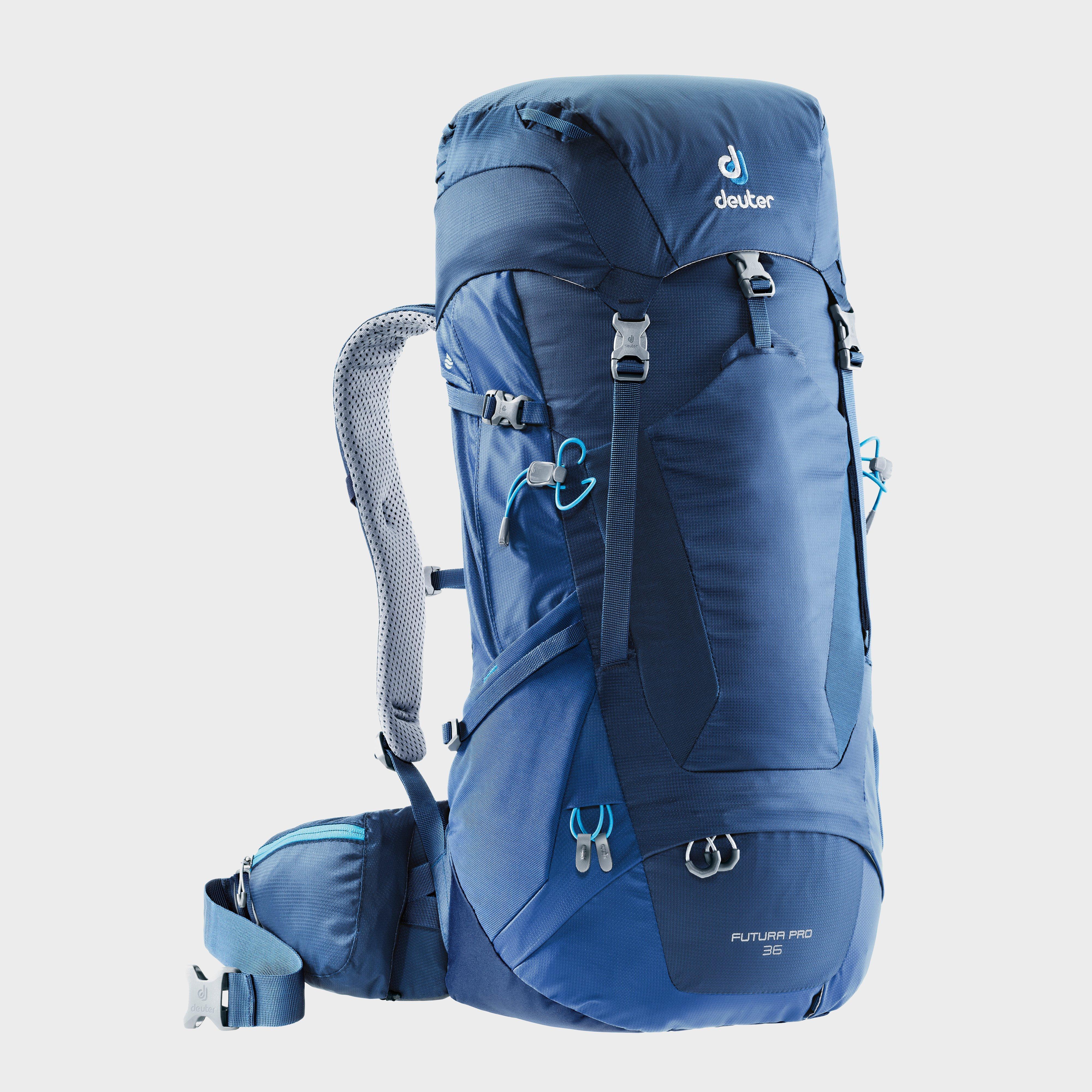 Deuter Futura Pro 36 Hiking Pack, Black