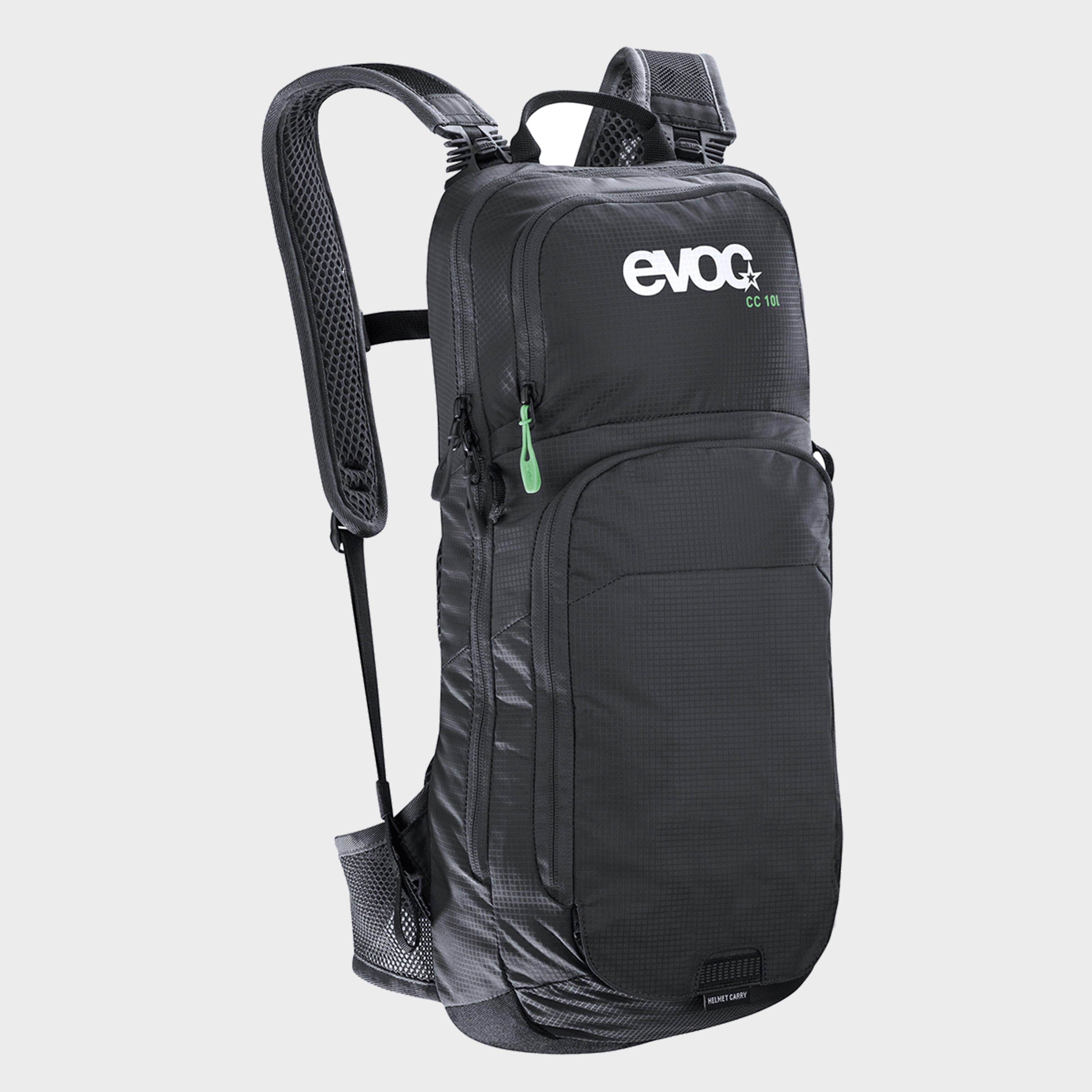 Evoc CC Hydration Daysack 10L & 2L Bladder, Black