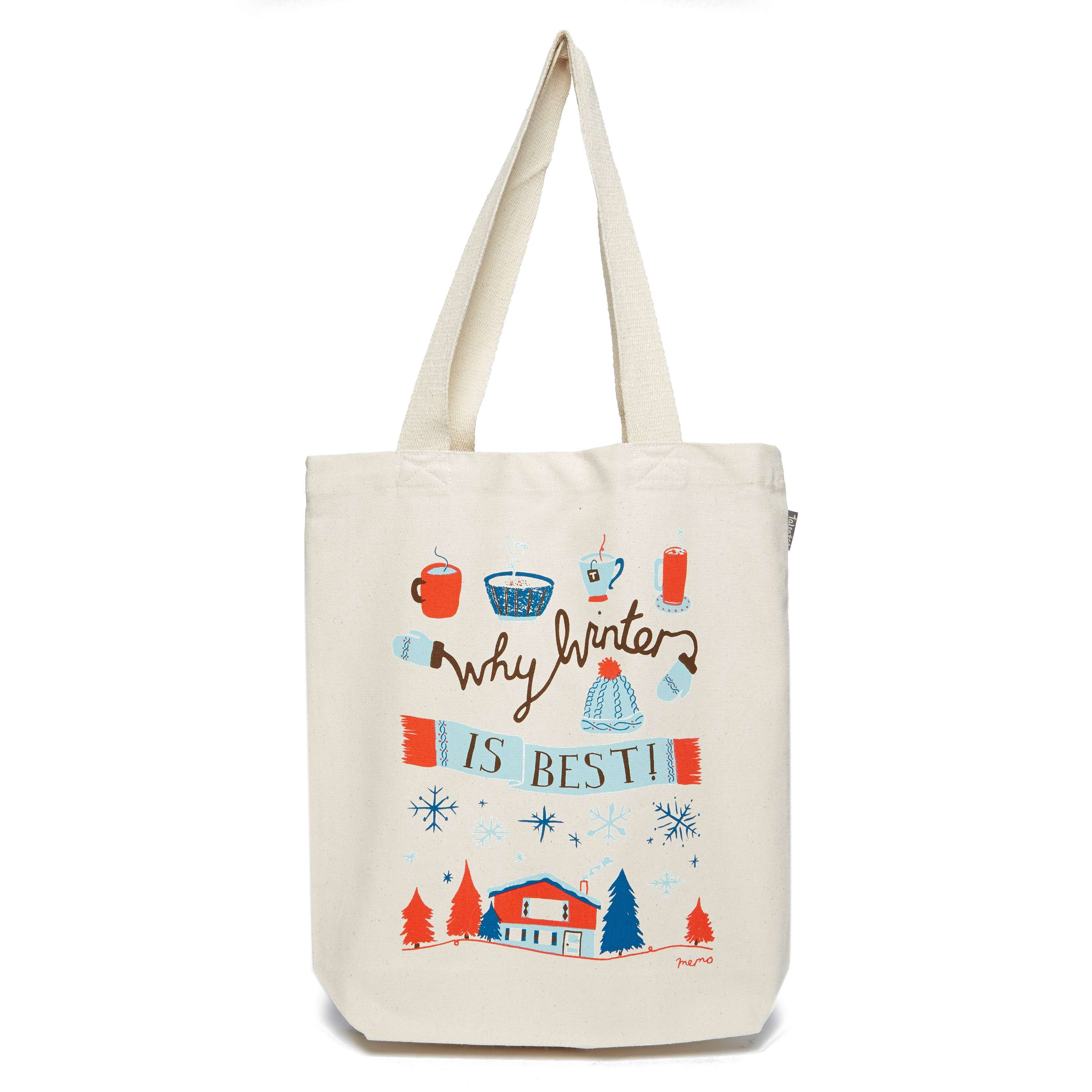 TALENTED Winter Tote