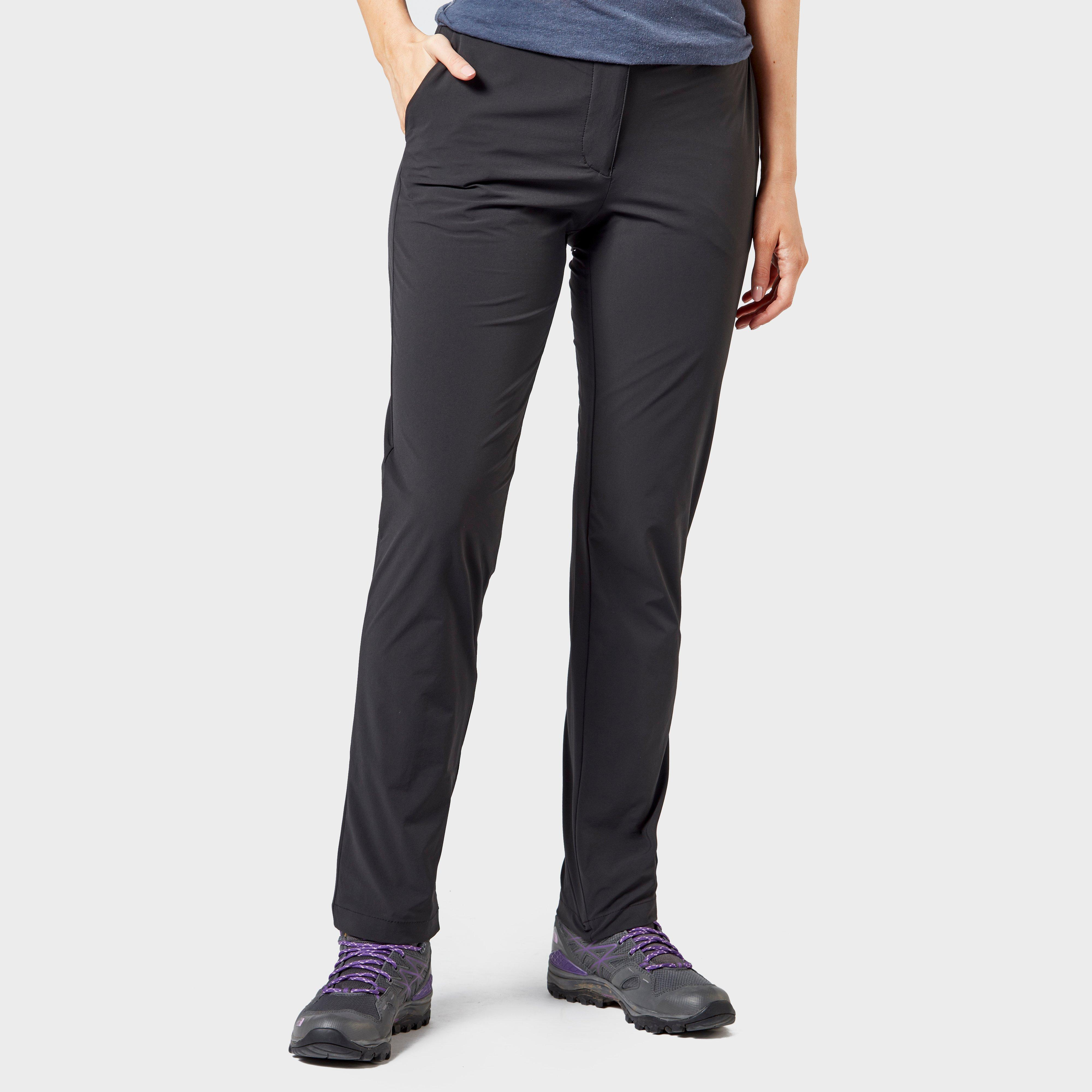 Jack Wolfskin Women's JWP Pants, Black