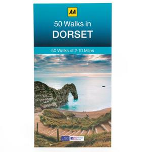 AA 50 Walks in Dorset Guide