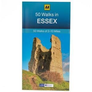 AA 50 Walks In Essex