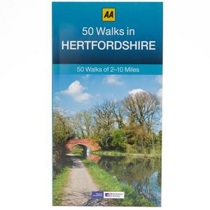 AA 50 Walks in Hertfordshire