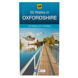 AA 50 Walks in Oxfordshire