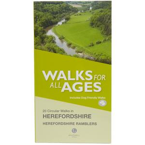 BRADWELL BOOKS Walks For All Ages - Herefordshire