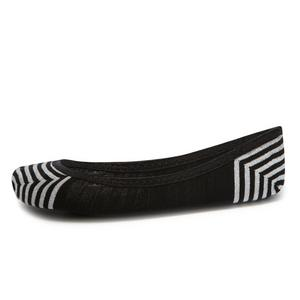 SMARTWOOL Women's Metallic Striped Sleuth No Show Sock