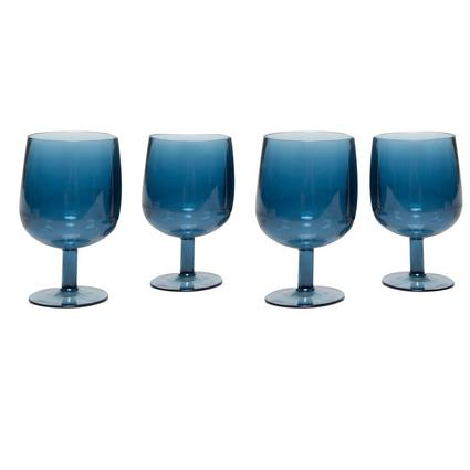 Summer Fête - Pack Of 4 Wine Glass