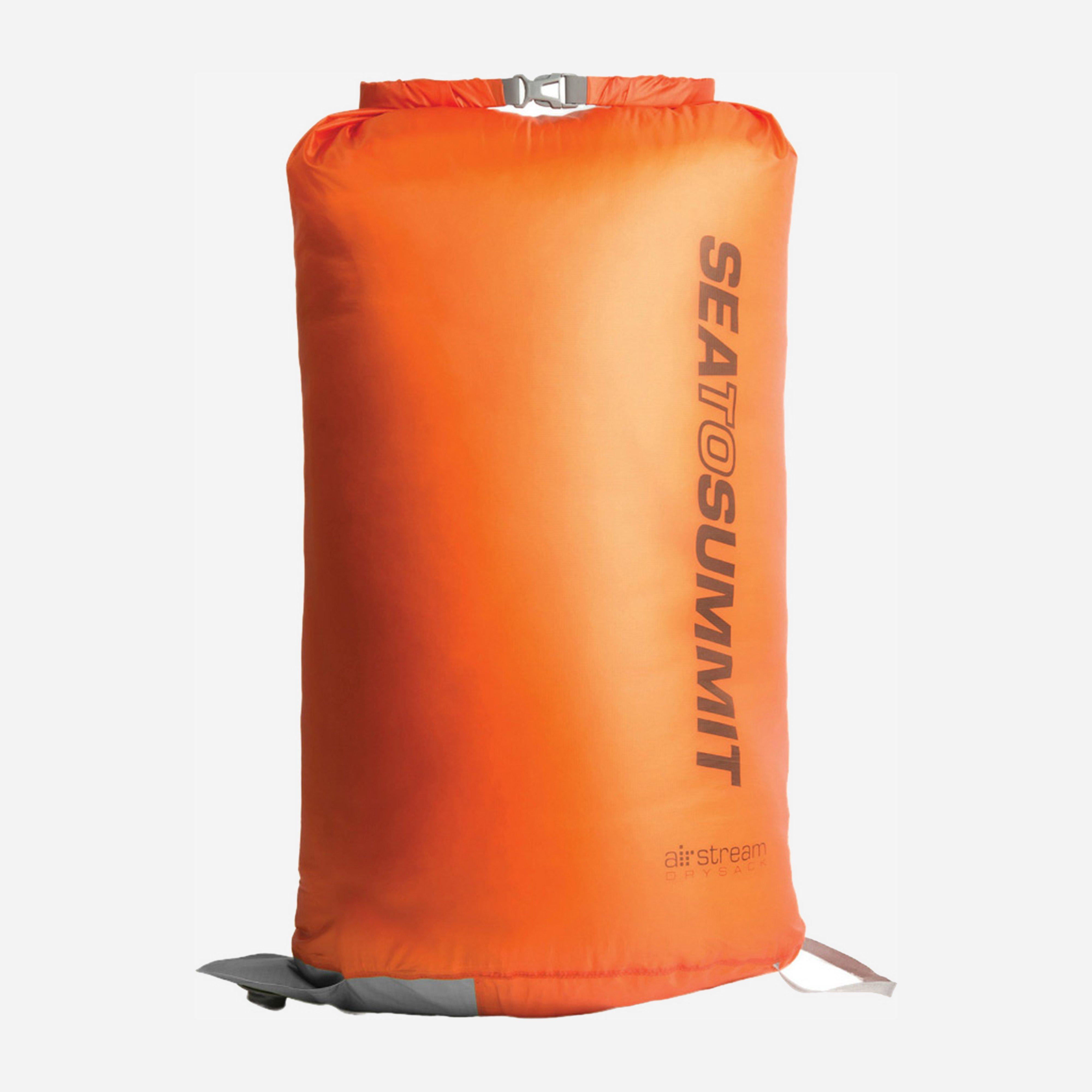 Sea To Summit Air Stream Pump Dry Sack - Orange/=  Orange/=