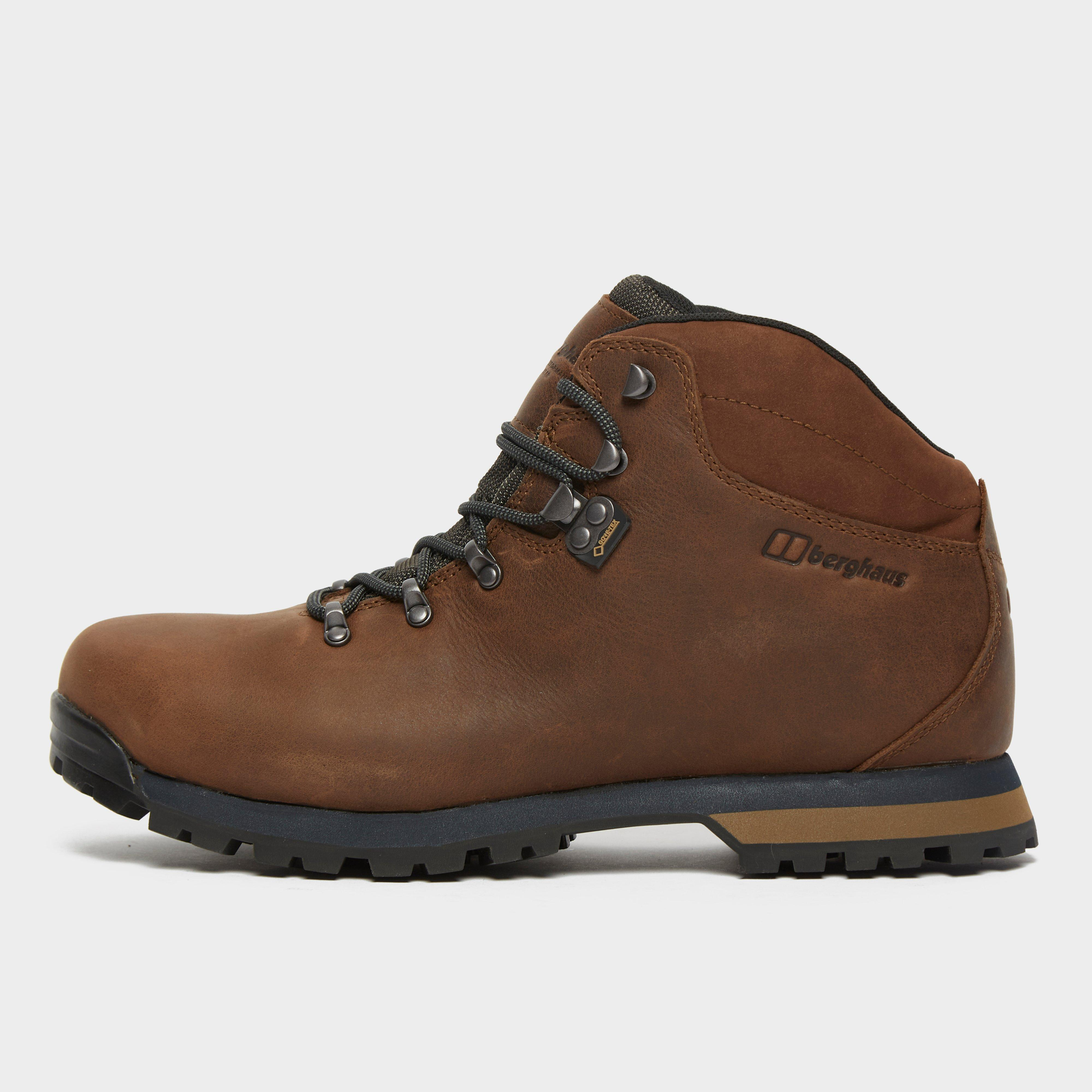 Berghaus Mens Hillwalker Ii Gore-tex  Leather Walking Boot - Brown/brown  Brown/brown
