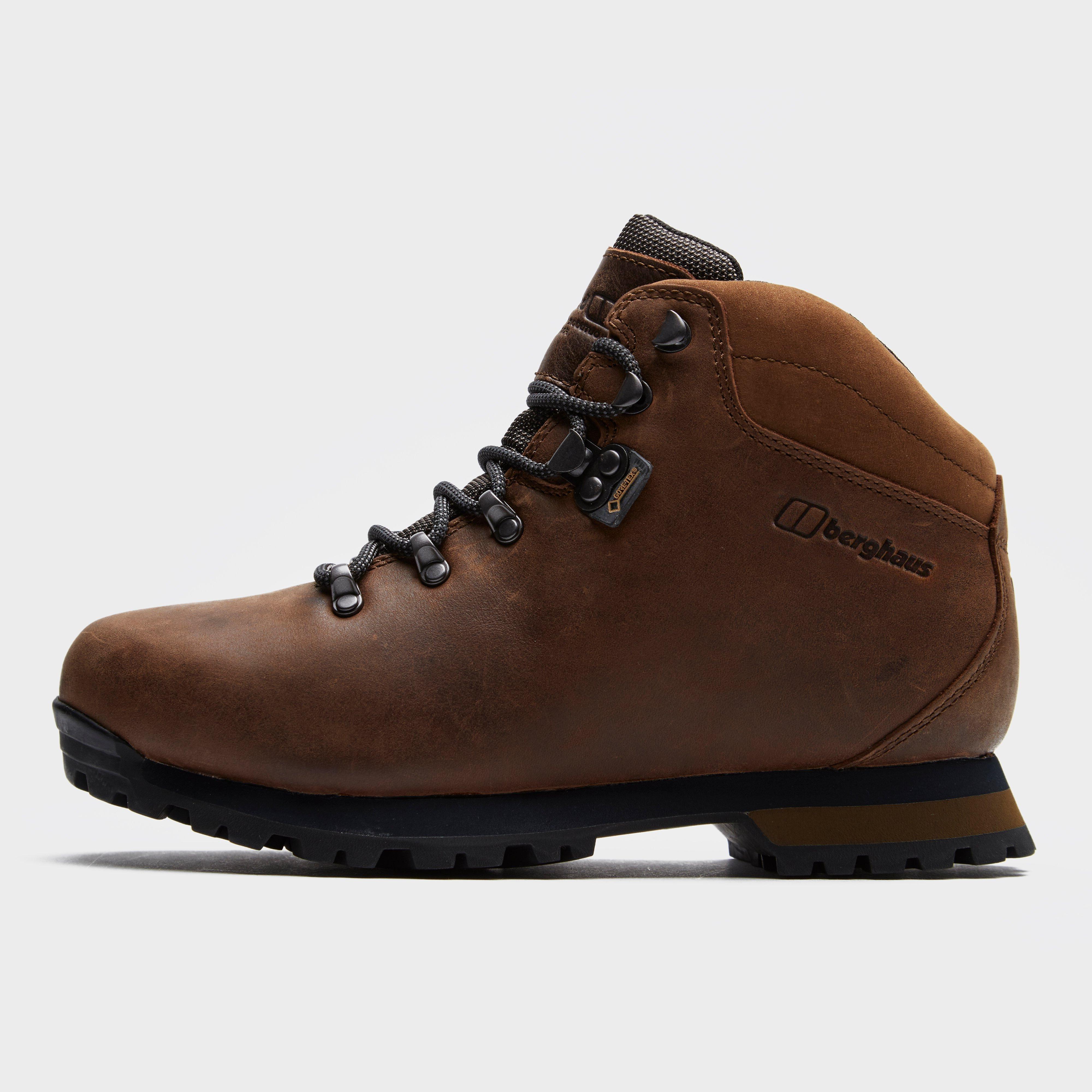 Berghaus Womens Hillwalker Ii Gore-tex  Leather Walking Boot - Brown/brown  Brown/brown