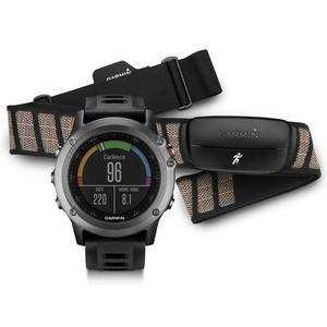 GARMIN fenix® 3 Grey Performer Bundle