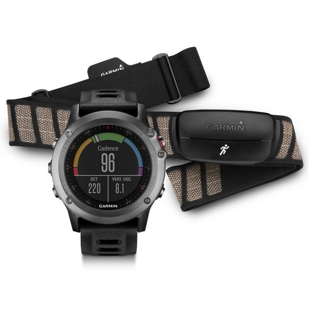 fenix® 3 Grey Performer Bundle
