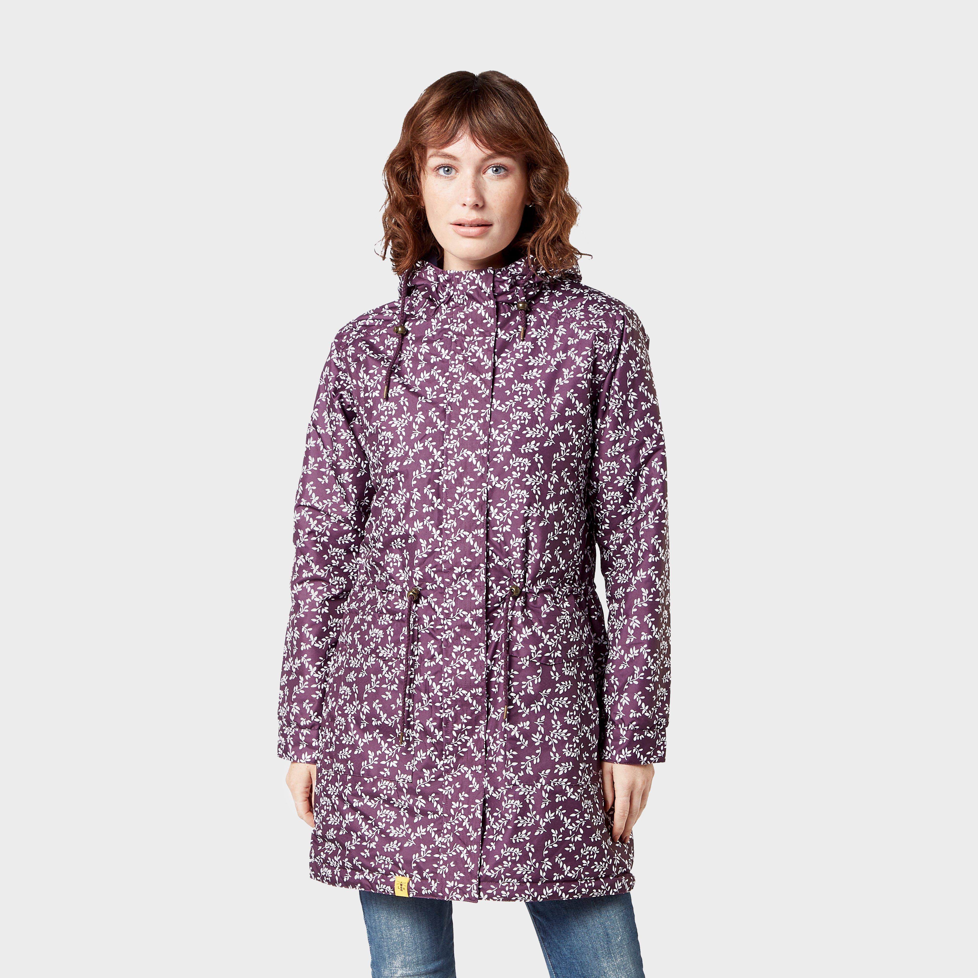 Lighthouse Women's Lauren Jacket, Purple