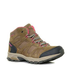 HI TEC Women's Alto Mid Waterproof Hiking Boot