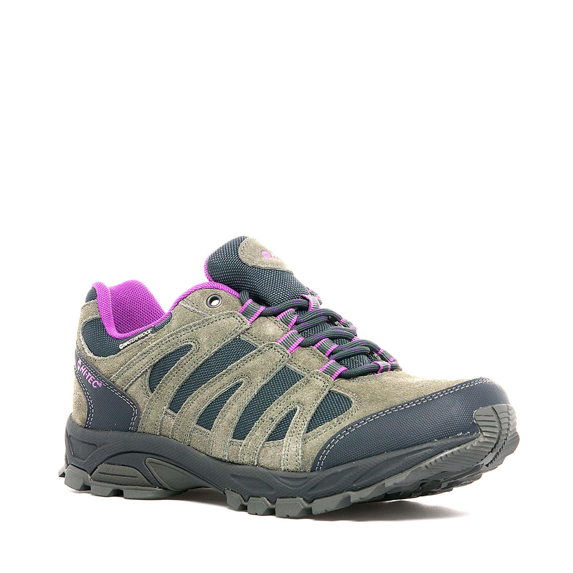 HI TEC Women's Alto Low Waterproof Walking Shoe